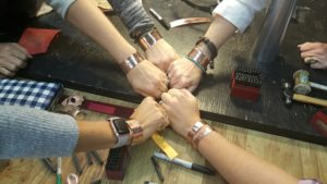 cuff bracelet workshop