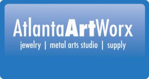 atlanta art worx jewelry metal arts studio supply